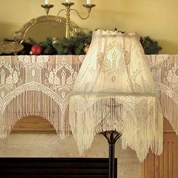 Candle Light 4-Way - Heritage Lace 8300PL-LS