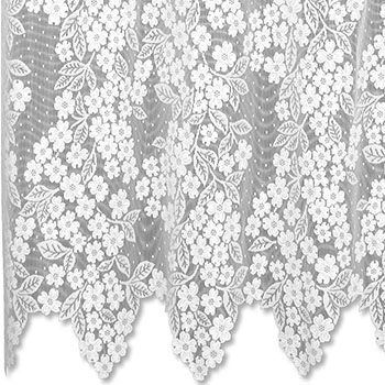Dogwood 84″ Panel – Heritage Lace – Romantic – 8510E-5584, 8510W-5584