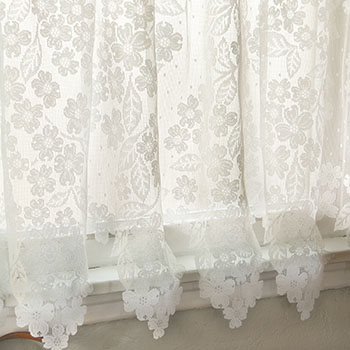 Dogwood 30&#8243; Tier &#8211; Heritage Lace &#8211; Romantic &#8211; 8510E-5530, 8510W-5530