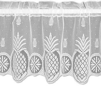 Welcome Valance - Heritage Lace 7270E-6015, 7270W-6015
