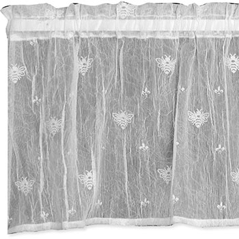 Bee Valance - Heritage Lace 7165E-4515, 7165W-4515
