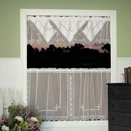 Prelude Valance - Country Collection - 6300E-6016, 6300W-6016