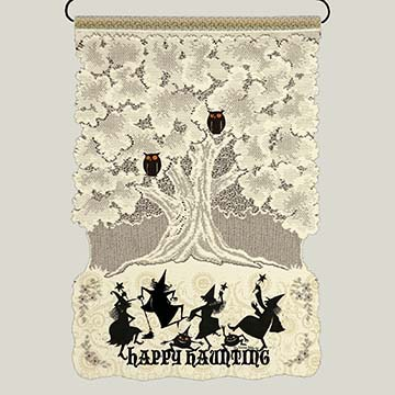 Happy Haunting – Heritage Lace – Halloween Wall Decor – WH63E-0687
