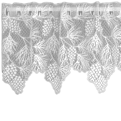 Woodland Valance - Heritage Lace - Lodge Collection - 6260E-6016, 6260W-6016