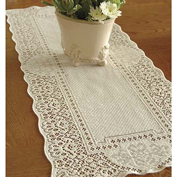Canterbury Classic 14&#8243; x 72&#8243; Runner &#8211; Heritage Lace &#8211; Timeless &#038; Classic Collection &#8211; CC-1472E, CC-1472W
