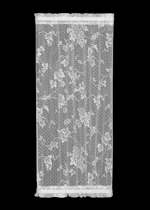 Sidelight Door Curtains | French Voile Door Curtain Panel