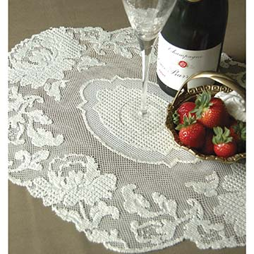 Windsor Placemat (set of 6) - Heritage Lace WN-1420A, WN-1420E