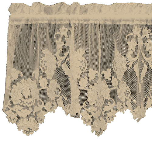 Windsor Valance &#8211; Heritage Lace &#8211; Timeless &#038; Classic Collection &#8211; 8200A-6020, 8200E-6020
