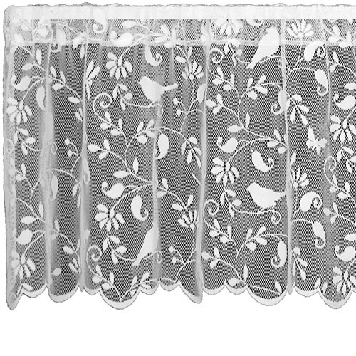 Bristol Garden Valance - Heritage Lace - Transitional Collection - 6305C-6018, 6305W-6018