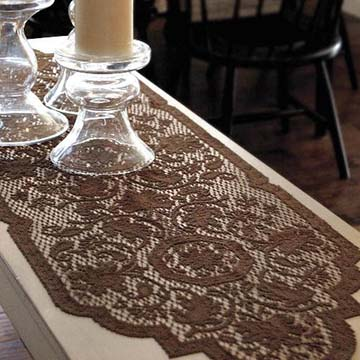 Medallion 14″ x 46″ Runner – Heritage Lace – Transitional Collection  – MN-1446BH, MN-1446C, MN-1446ER