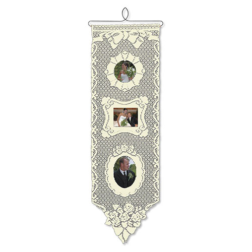 Picture Perfect Wall Hanging WH-03E - Heritage Lace