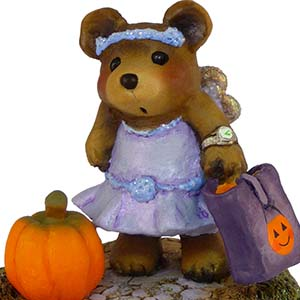 BB-15 Halloween Fairy Bear - Wee Forest Folk Collectible - Bears