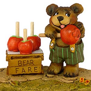 BB16 The Bear Faire  Wee Forest Folk Collectible  Bears