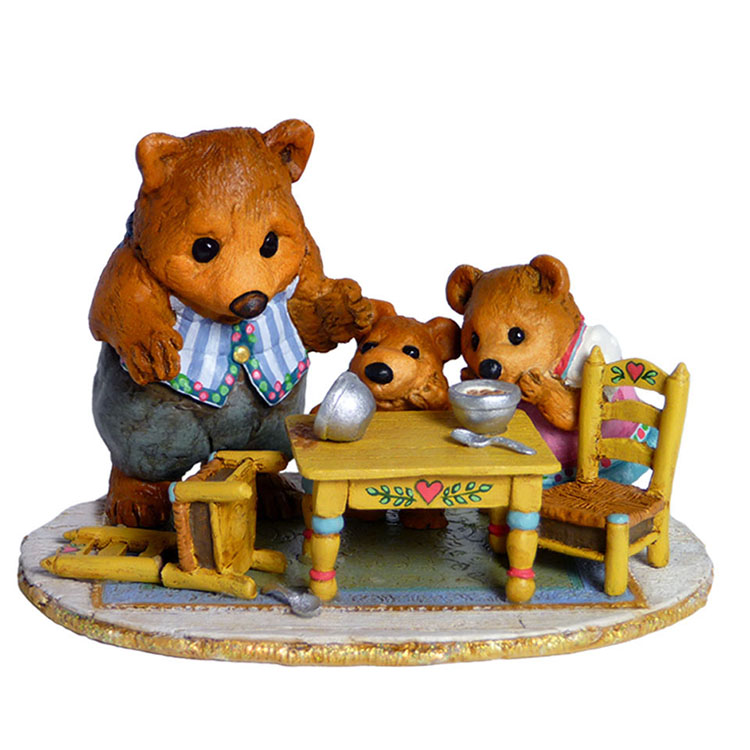 BB-05a The Bear Family – LIMITED