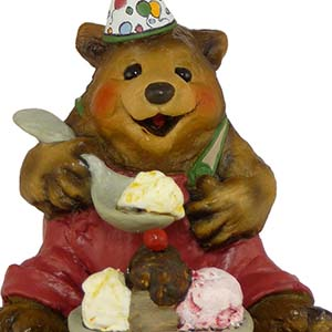 BB-7 Party Time – Wee Forest Folk Collectible – Bears