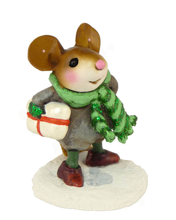 M-342a Squire's Little Friend – Wee Forest Folk Collectible