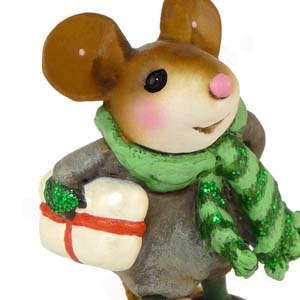 M-342a Squire's Little Friend - Wee Forest Folk Collectible