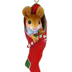 CO-11 Stocking Stuffer - Wee Forest Folk Collectible