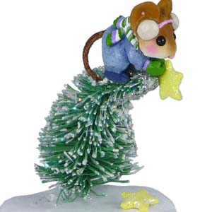 M-311e Reach for the Stars! – LIMITED Wee Forest Folk Collectible