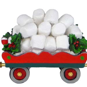 M-453d Marshmallow Car – Wee Forest Folk Collectible