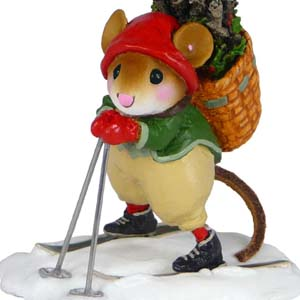 M-474 Alpine Elf &#8211; Wee Forest Folk Collectible