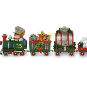 Willy's Wonderland Express Train Complete Set, M-453, M-453a, M-453c, M-453d