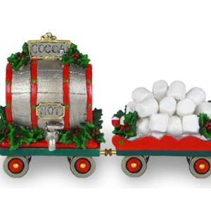 Willy&#8217;s Wonderland Express Train Hot Cocoa Set, M-453c, M-453d