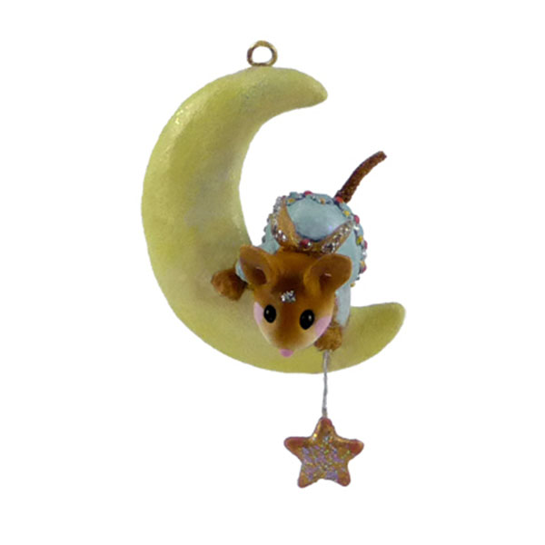 CO-9 My Little Star Christmas Ornament – Wee Forest Folk