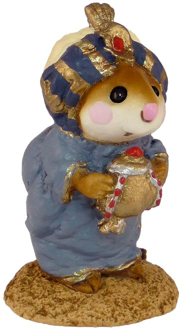 Chris-Mouse Pageant (complete Nativity set) – Christmas Pageant