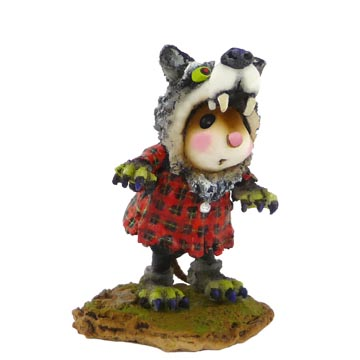 M-441 Were's the Wolf?– Wee Forest Folk Collectible – Halloween