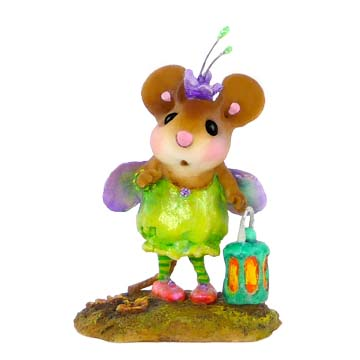 M-442 L'il Glowbug – Wee Forest Folk Collectible – Halloween