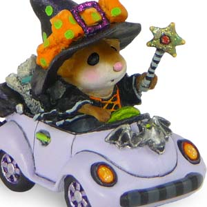 M-454c Honk for Halloween! – Wee Forest Folk Collectible