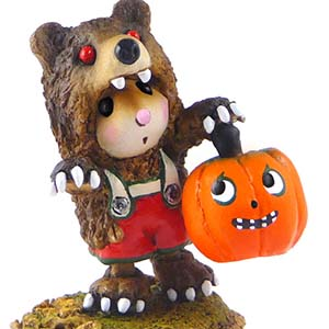 M-490 Little Mouse in Scary Bear!