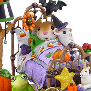 M-412ss Halloween Dreams - LIMITED