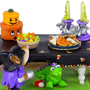 M-302d Spooky Smorgasbord - LIMITED