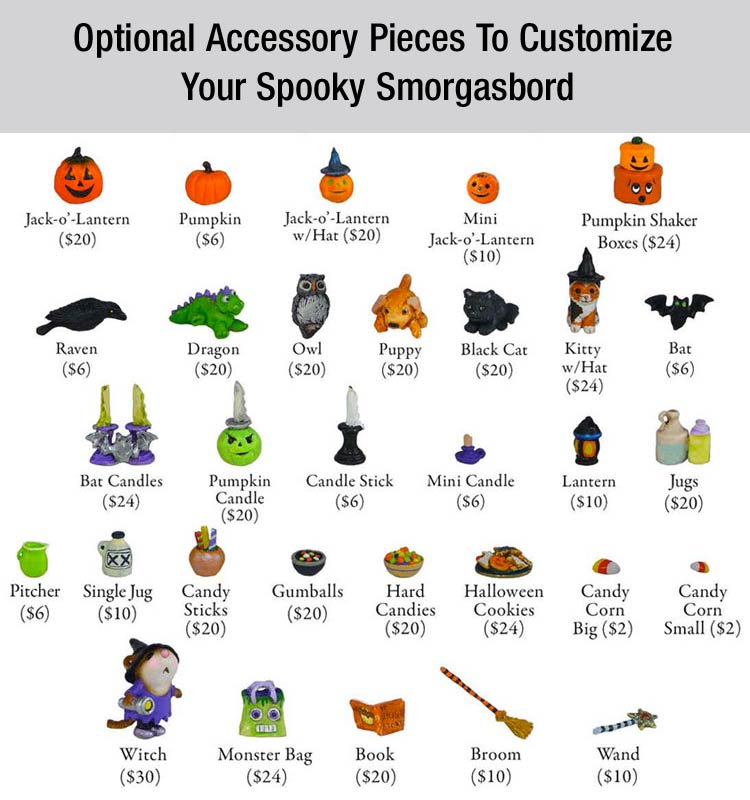 M-302d Spooky Smorgasbord – LIMITED
