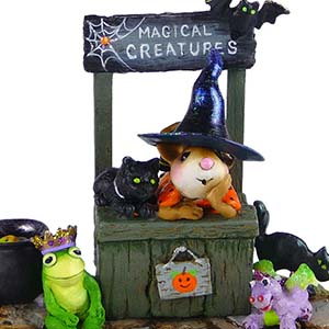 M323b Magical Creatures  LIMITED