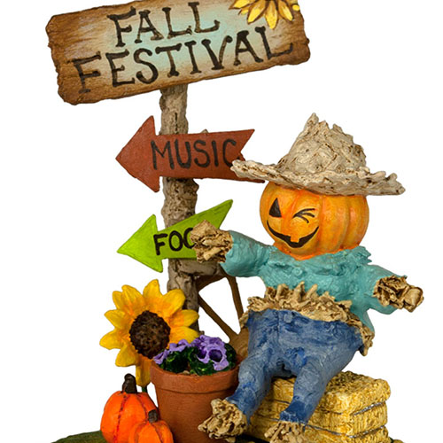 A-45 A Winking Welcome – Fall Festival – LIMITED