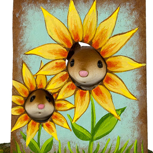 M-311g Sunflower Smiles – Fall Festival – LIMITED