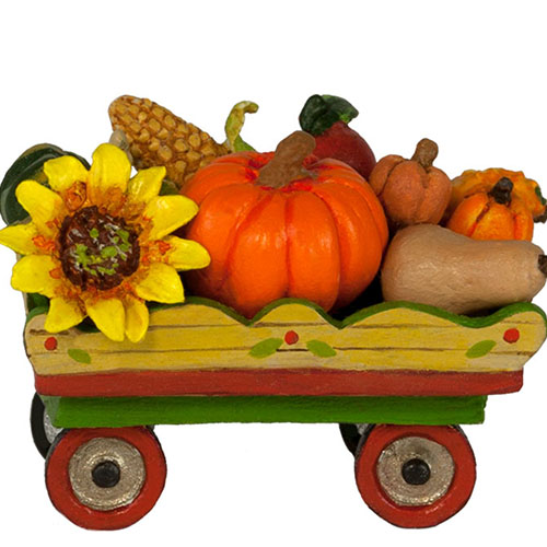 M-453k Harvest Train Car – Fall Festival – LIMITED