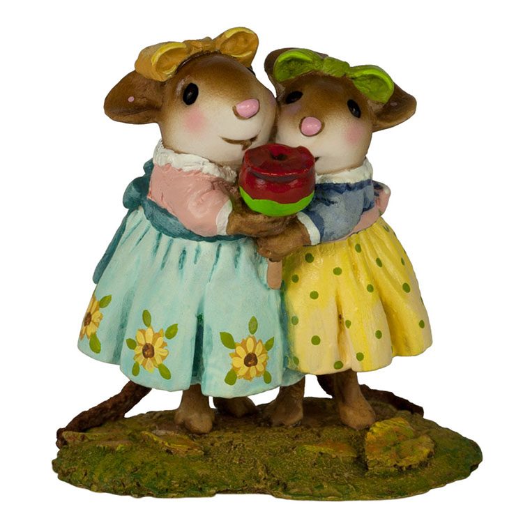 M-553b Sharing Sisters – Fall Festival – LIMITED