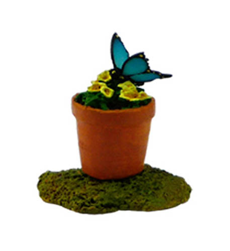 A-5 Flower Pot – Wee Forest Folk Collectible
