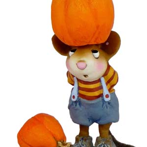 M-340 Tippy Top - Wee Forest Folk Collectible - Halloween