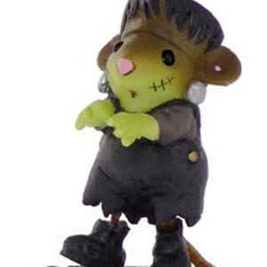 M-416 Frankenmouster – Halloween Wee Forest Folk Collectible