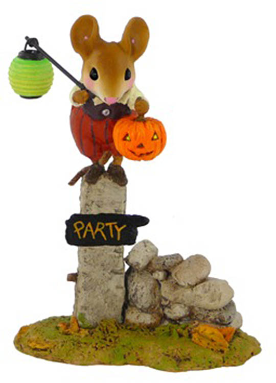 M-444 Pumpkin Party Greeter – RETIRED