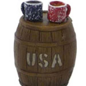A-3 USA Barrel - RETIRED Wee Forest Folk
