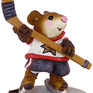 MS-20 Slap Shot! &#8211; Wee Forest Folk Mouse Sports