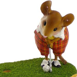 MS-30 Puttering Around - Wee Forest Folk Mouse Sports