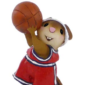 MS-31 Free Throw &#8211; Wee Forest Folk Mouse Sports