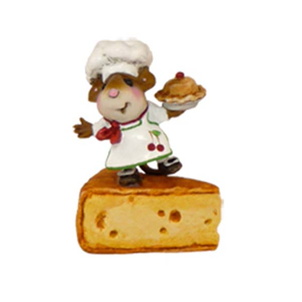 TM-1 Bon Appetit! - Wee Forest Folk Collectible